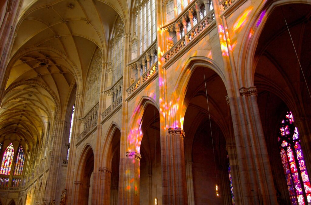 Kölner Dom von Innen